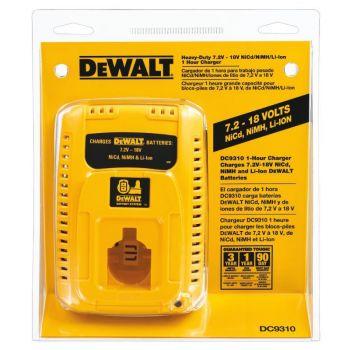 DEWALT 7.2 V to 18 V Li-ion/Nicd Charger