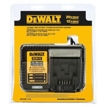 DEWALT 12 V MAX - 20 V MAX Lithium Ion Battery Charger