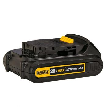 DEWALT 20 V MAX* Lithium Ion Compact Battery Pack (1.5 Ah)