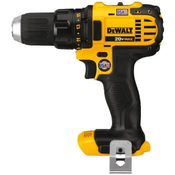 DEWALT 20 V MAX Lithium Ion Compact Drill/Driver (Tool Only)