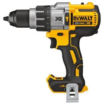 DEWALT 20 V MAX XR Lithium Ion Brushless 3-Speed Hammerdrill Bare