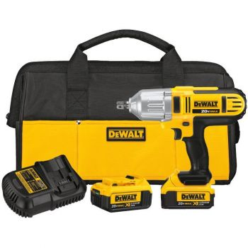 DEWALT 20 V MAX Lithium Ion 1/2 In. Impact Wrench