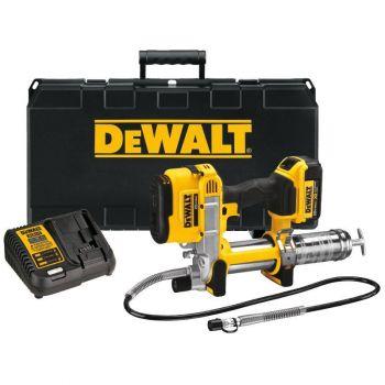 DEWALT 20V MAX Lithium Ion Grease Gun