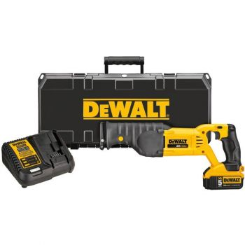 DEWALT 20 V MAX Lithium Ion Reciprocating Saw Kit