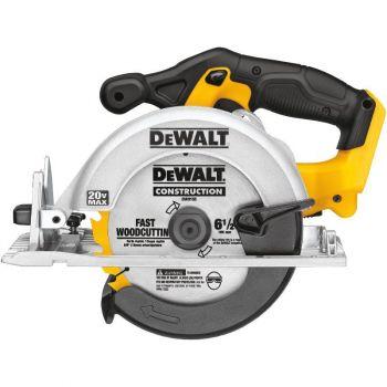 DEWALT 20 V MAX 6-1/2 in. Circular Saw (Tool Only)