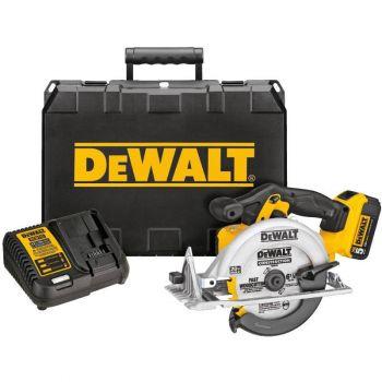 DEWALT 20 V MAX Lithium Ion Circular Saw Kit