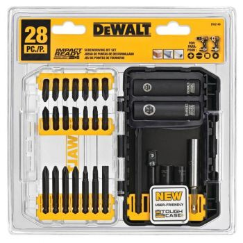 DEWALT 28 piece Impact Ready Screwdriving Set