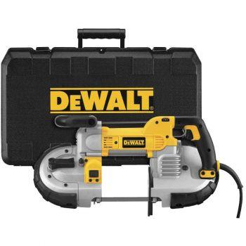 DEWALT 120 V Heavy Duty Deep Cut Band Saw w/Kit Box