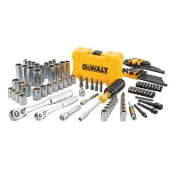 DEWALT 108 piece Mechanics Tools Set