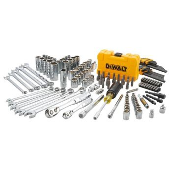 DEWALT 142 piece Mechanics Tools Set