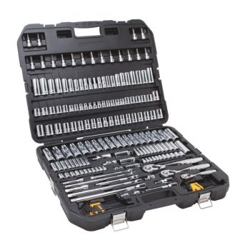 DEWALT 192 pieces Mechanics Tools Set