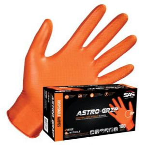 Astro-Grip Nitrile Gloves - M